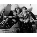 633 Squadron Cliff Robertson George Chakaris Photo