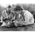 African Queen Humphrey Bogart Katherine Hepburn Photo