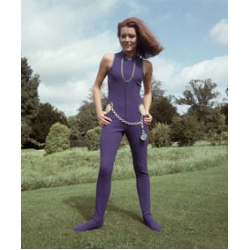 Avengers Diana Rigg Photo