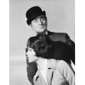 Avengers Patrick Macnee Linda Thorson Photo