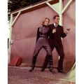 Avengers Patrick Macnee Honor Blackman Photo