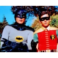 Batman Adam West Burt Ward Photo
