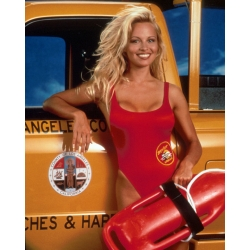 Baywatch Pamela Anderson Photo