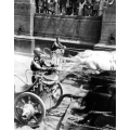 Ben Hur Chariot Race Photo
