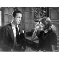 Big Seep Humphrey Bogart Lauren Bacall Photo