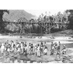 Bridge on the River Kwai Photo