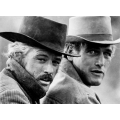 Butch Cassidy and Sundance Kid Paul Newman Robert Redford Photo