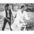 Butch Cassidy and Sundance Kid Paul Newman Katherine Ross Photo