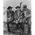 Butch Cassidy and Sundance Kid Paul Newman Robert Redford Katherine Ross Photo
