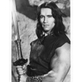 Conan the Barbarian Arnold Schwarzenegger Photo