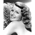 Cover Girl Rita Hayworth Photo