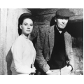 Danger Man Patrick McGoohan Francesca Annis Photo