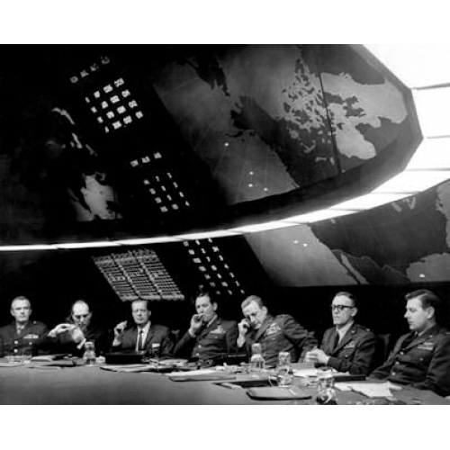 Peter Sellers As Dr Strangelove In Dr Strangelove Or: Dr Strangelove Peter Sellers Photo
