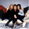 Friends Jennifer Aniston Courteney Cox Lisa Kudrow Photo