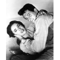 Giant Rock Hudson Elizabeth Taylor Photo