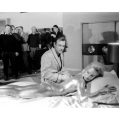 Goldfinger Sean Connery Shirley Eaton Photo