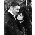 Gone With the Wind Clark Gable Vivien Leigh Photo
