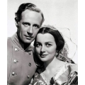 Gone With the Wind Leslie Howard Olivia De Havilland Photo