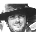 Good Bad Ugly Clint Eastwood Photo