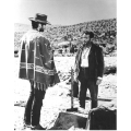 Good Bad Ugly Clint Eastwood Eli Wallach Photo