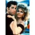 Grease John Travolta Olivia Newton John Photo