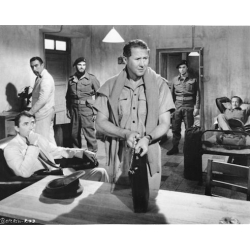 Guns of Navarone Anthony Quayle Stanley Baker David Niven Gregory Peck Photo