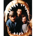 Jaws Robert Shaw Roy Scheider Richard Dreyfuss Photo