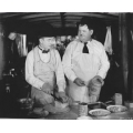 Tit For Tat Laurel and Hardy Photo
