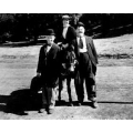 Way Out West Laurel and Hardy Photo