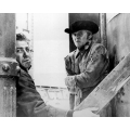 Midnight Cowboy Dustin Hoffman Jon Voight  photo