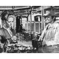 Once Upon a Time in the West Charles Bronson Claudia Cardinale Photo