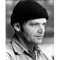 One Flew Over Cuckoo's Nest Jack Nicholson Photo