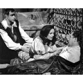 Pit and Pendulum Vincent Price Barbara Steele Photo