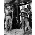 Professionals Lee Marvin Woody Strode Photo