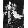 Rear Window James Stewart Grace Kelly Photo