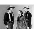 Rio Grande John Wayne Olivia De Havilland Photo