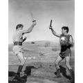 Spartacus Kirk Douglas Tony Curtis Photo