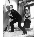 Spy Who Loved Me Roger Moore Barbara Bach Photo