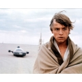 Star Wars IV Mark Hamill Photo