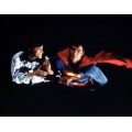 Superman Christopher Reeve Margot Kidder Photo