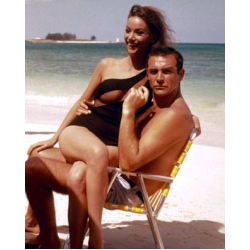 Thunderball Sean Connery Claudine Auger Photo