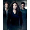 Twilight Eclipse Kristen Stewart Robert Pattinson Taylor Lautner Photo