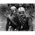 Vikings Kirk Douglas Tony Curtis Photo