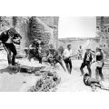 Wild Bunch William Holden Ernest Borgnine Warren Oates Photo